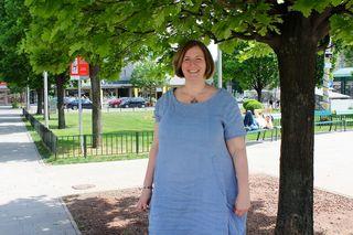 """Die Simmeringer """"Doula"""" Barbara Lusher begleitet seit 2013 Frauen vor und während der Geburt - die meisten davon wären bei der Geburt sonst ganz alleine"""