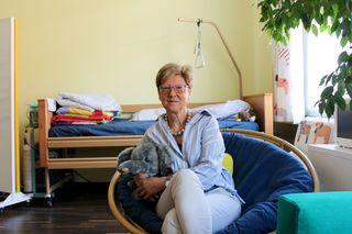 Obfrau Sabine Reisinger gründete den Verein Kinderhospiz Netz aufgrund eigener Betroffenheit.
