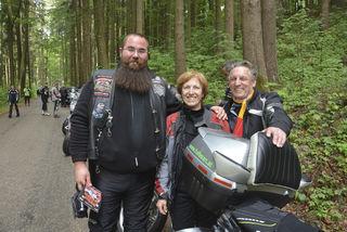 Aus Kärnten: Andreas, Traudi und Helmut