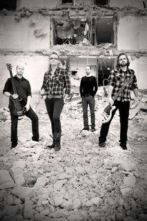 Die Wiener Rockband spielt am 25. Mai im Local auf.