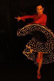 Konzert und Tanz: Flamenco-Abend im Dorf.