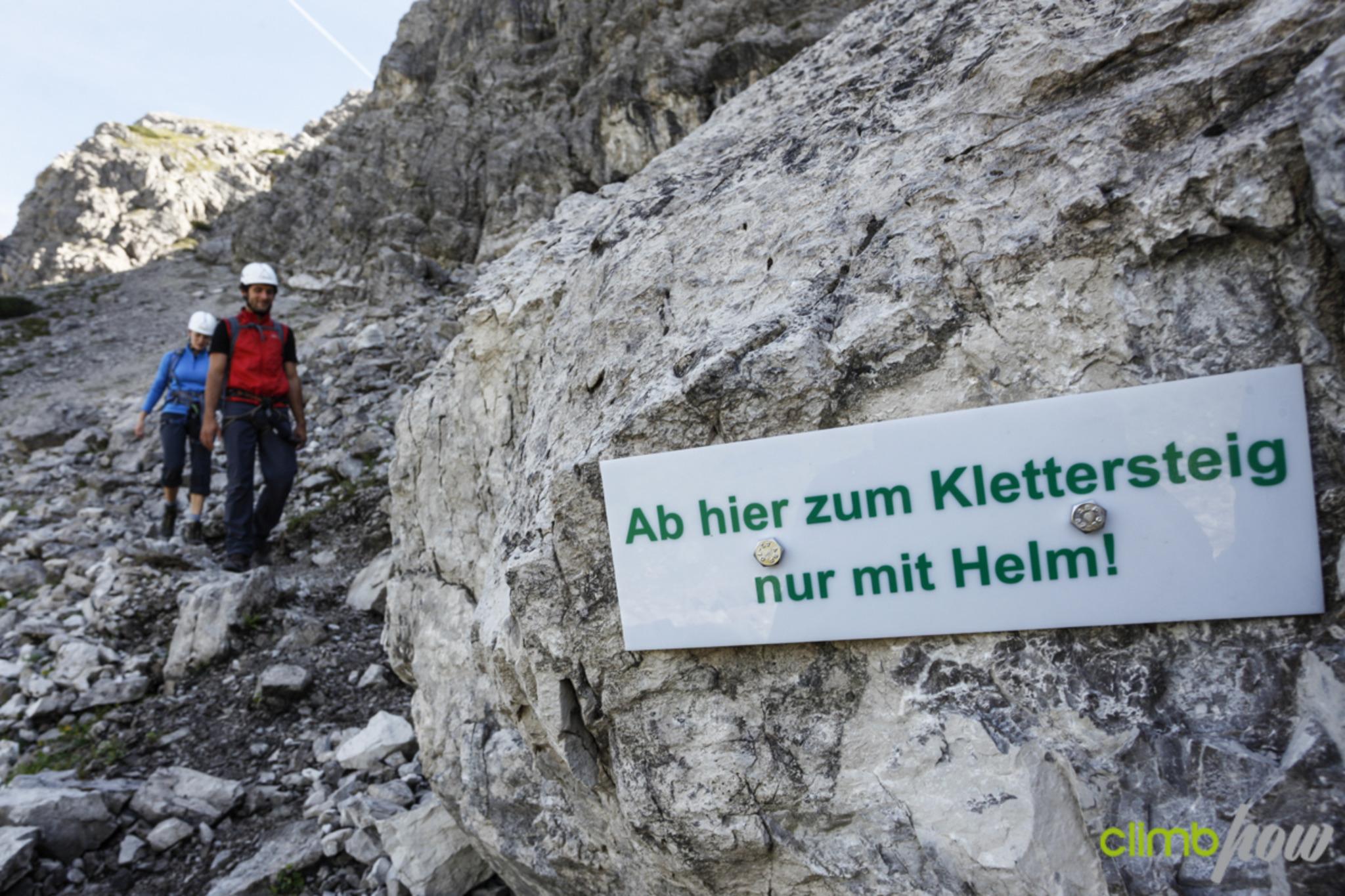 Klettersteig Zirbenwald : Climbhow ferrata in kostenlosen workshops zum klettersteig fan