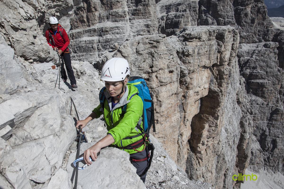 Klettersteigset Xxl Sport : Climbhow ferrata: in kostenlosen workshops zum klettersteig fan schwaz