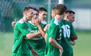 Kann der FC Obdach wieder in Knittelfeld jubeln? Foto: ripu
