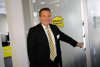 Der Grambacher Andreas Untersteiner ist Banker in Kalsdorf und Obmann des TCH Hausmannstätten, der in Gössendorf beheimatet ist.