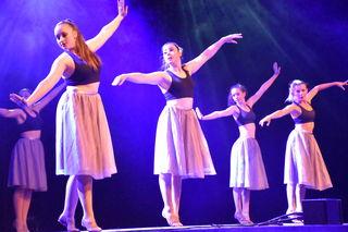"Die Landesmusikschule Telfs lud zu ""Let's Dance""."