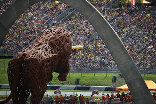 Der Red Bull Ring sorgt für Frequenz im Murtal. Foto: RB/GEPA pictures