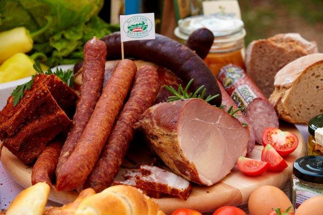 Bei tierischen Produkten wie Fleisch und Milch ist das Südburgenland auf die Versorgung von außen angewiesen.