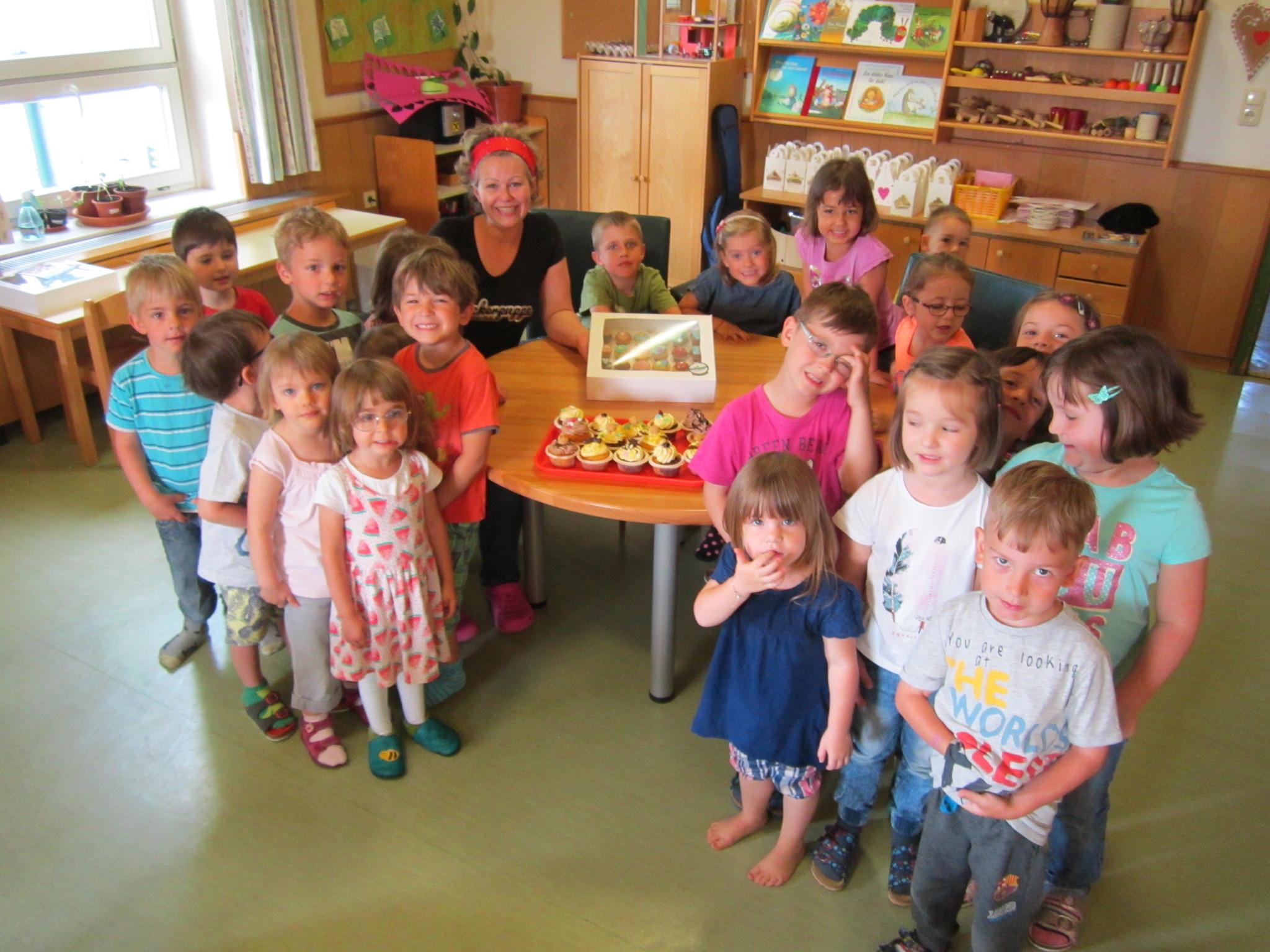 Backen Im Kindergarten