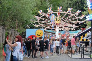 Ob Vergnügungspark , Wirtschaftsmesse oder  Oststeirerhalle , der Ort war in Volksfeststimmung