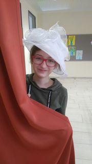 Amelie Trobolowitsch, 13 Jahre, besucht die Schauspielakademie in Kirchschlag