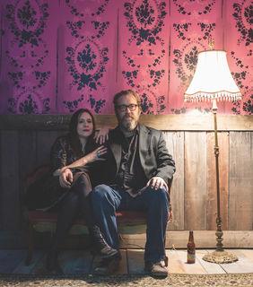 Ehepaar und musikalisches Duo: Brett und Rennie Sparks sind The Handsome Family.