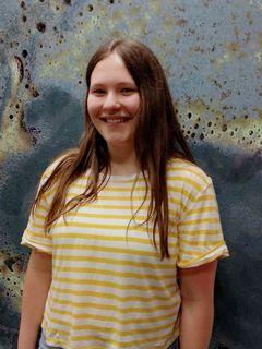 Sophie Marie Ettlinger, 12 Jahre, besucht die Schauspielakademie Waidhofen/Ybbs
