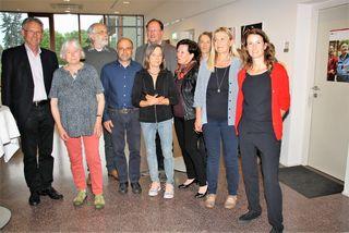 Die Kunstrampe Hausmannstätten präsentiert künstlerische Vielfalt mit zweierlei Farben.