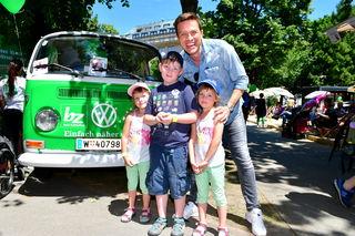 Am 3. Juni lädt die bz-Wiener Bezirkszeitung zum Sommerfest ins Alte AKH.