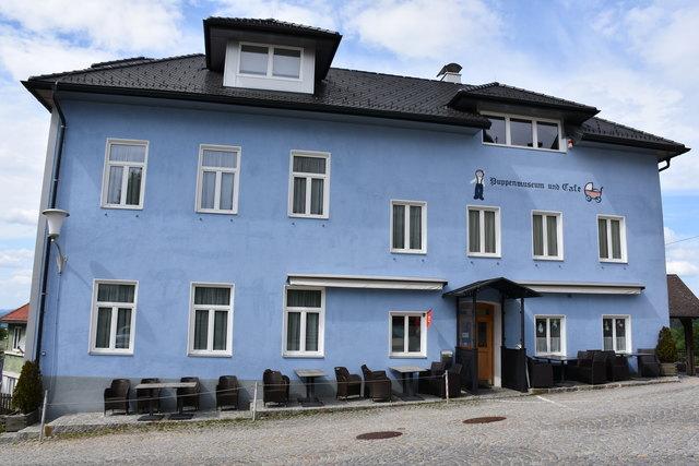 Puppenhausmuseum St. Thomas - Gebäude steht zum Verkauf.