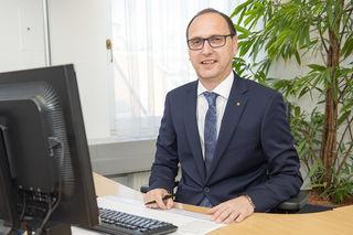 Christian Brauneder von der Raiffeisen Landesbank (RLB) über Chancen und Risiken in der Start-Up-Szene.
