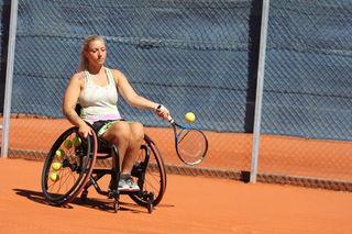 Tina Pesendorfer trainiert schon auf Hochtouren für die Staatsmeisterschaften, die am Pfingstwochenende in Bad Ischl ausgetragen werden.
