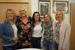Barbara Balldini wurde heuer zur Muttertagsfeier nach Virgen eingeladen.