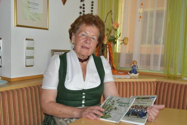Anna Köstenberger – Bäuerin aus Leidenschaft. Am 13. Mai hat die Gründerin der Bäuerinnen Trachtengruppe den 80er gefeiert