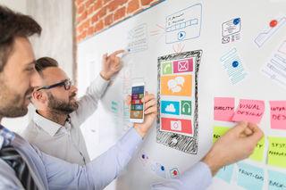In Rollen schlüpfen, Ziele erreichen oder in Wettbewerb mit anderen Usern treten: Der Spielfaktor bei Apps funktioniert.