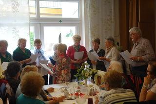 Gemeinsam hat der Seniorenbund einen Ausflug unternommen