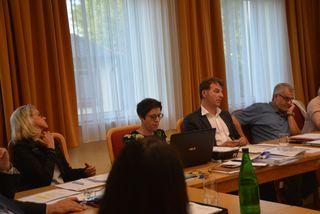 Bei der Gemeinderatssitzung in Bad Tatzmannsdorf herrschte weitgehende Einigkeit.