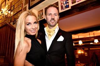 Yvonne Rueff und Matthias Urrisk-Obertynski
