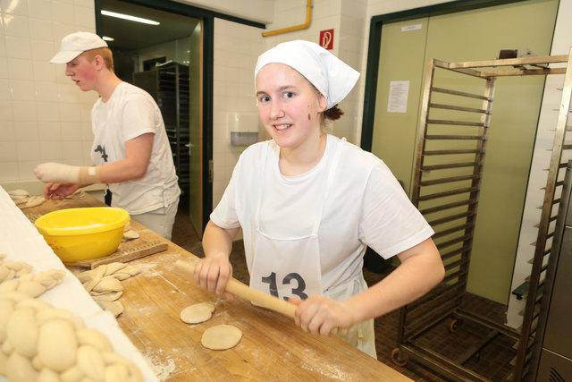 Natalie Scharner aus dem Bezirk Scheibbs landete beim Wettbewerb am zweiten Platz.