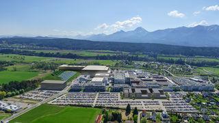 So wird der Infineon-Standort nach der Erweiterung aussehen.