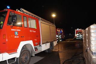 Die FF Köflach war mit der FF Piber bei einem Wohnungsbrand im Einsatz.