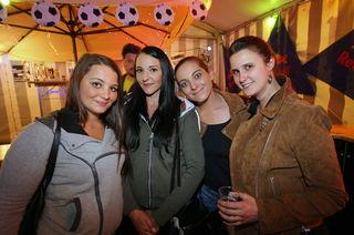 Julia, Nina, Eva und Petra aus Vöcklabruck