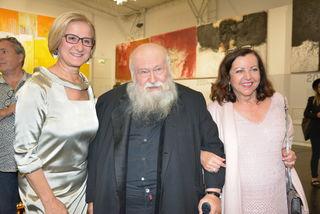Johanna Mikl-Leitner, Hermann und Rita Nitsch