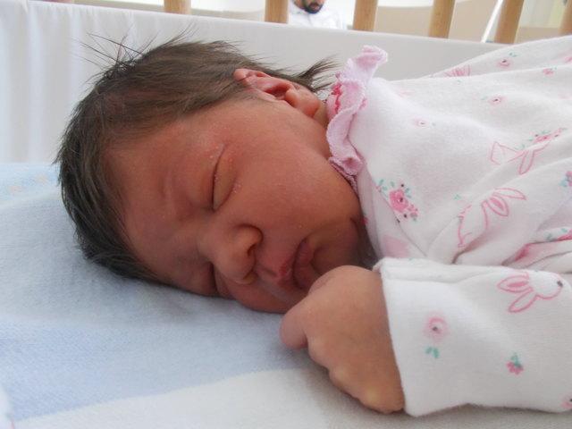 Feyza Elif Karaman Geboren: 09.05.2018 um 06:26 Größe: 51 cm Gewicht: 3.668 g Wohnort: 2122 Münichsthal