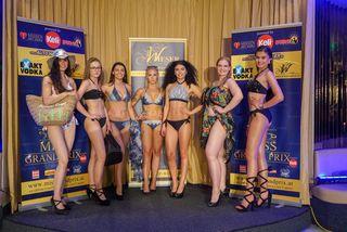 Sieben Teilnehmerinnen haben sich der ersten Vorausscheidung gestellt. Foto: Miss Grand Prix