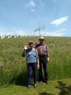 Aurelia und Johann Riegler bedanken sich bei den Gemeinden, der FF Köppling und vielen Gönnern.