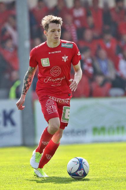 Will in die Regionalliga: Marco Allmanndsdorfer