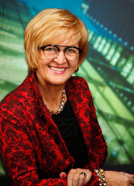 Baute das Unternehmen Remus auf: Angelika Kresch