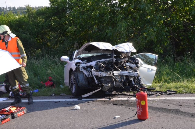 Verkehrsunfall mit tragischem Ausgang in Klingenbach