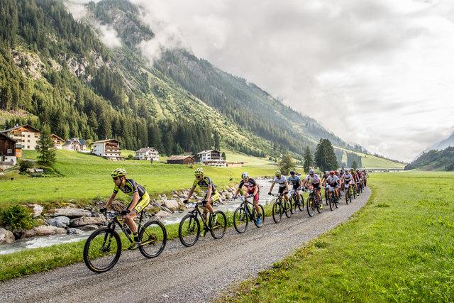 Der legendäre Ischgl Ironbike Marathon wird von 2. bis 4.8.2018 zum dritten Mal als mehrtägiges Mountainbike Festival ausgetragen.