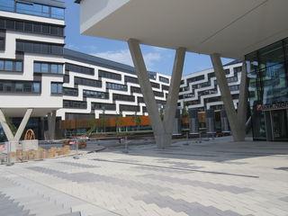 Der grüne Prater sollte am Austria Campus fortgeführt werden.