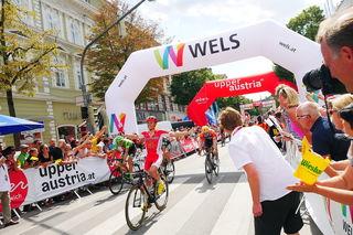 Am 14. Juli wird der Sieger der Österreich Rundfahrt wieder auf der Welser Ringstraße gekürt.