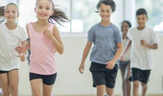 Ein Rahmenprogramm wird geboten, bei dem Kinder ihr Wissen in Sachen Sport und Co. spielerisch erweitern können.