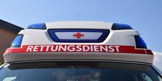 Der Verletzte wurde von der Rettung in das UKH Klagenfurt gebracht