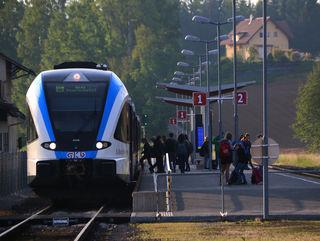 An vier Tagen fahren zwischen Lieboch und Krottendorf-Gaisfeld keine Züge.