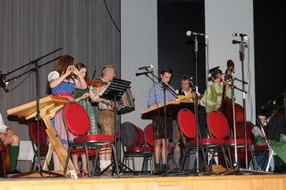 Weststeirische Talente vor den Vorhang der Stadtsäle Voitsberg