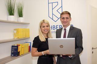Rechberger Steuerberatung: Katharina und Bernd Rechberger sind kompetente Partner in allen steuerlichen Angelegenheiten.