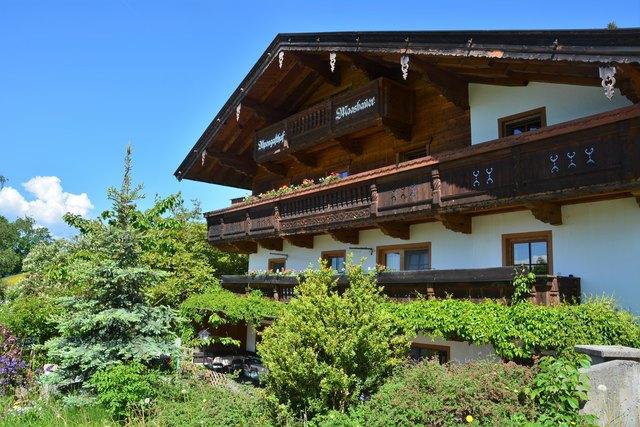 Alpengasthof Moosbauer, Erlerberg, Erl