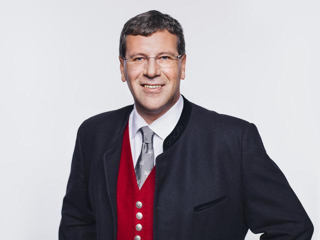 Jakob Wolf verteidigt den Umhauser Grundstücksdeal.