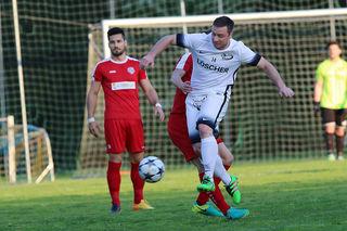Joze Hudernik (weiß) spielt für St. Martin eine starke Saison.